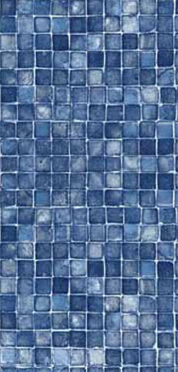 FULL / BLUE MOSAIC