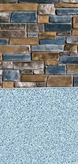 BLUE SIERRA TILE / CRYSTAL