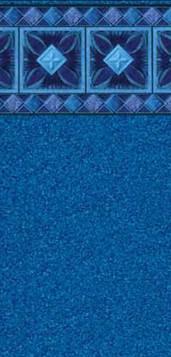 CANCUN TILE / BLUE GRANITE
