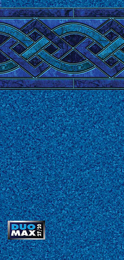 INDIGO MARBLE TILE / BLUE GRANITE