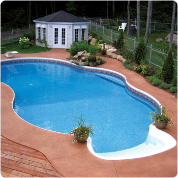 Polymer Swimming Pools
